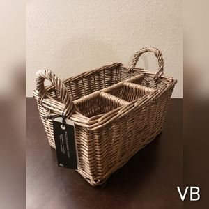 Wicker Utensil Serving Basket by Bed Bath & Beyond